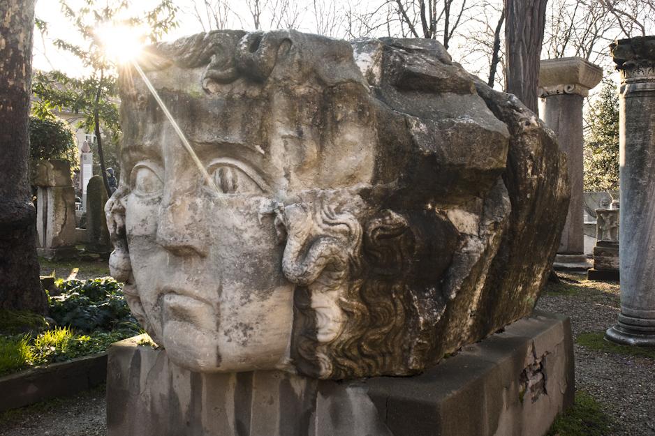 Sculpture garden! / Skulpturengarten!