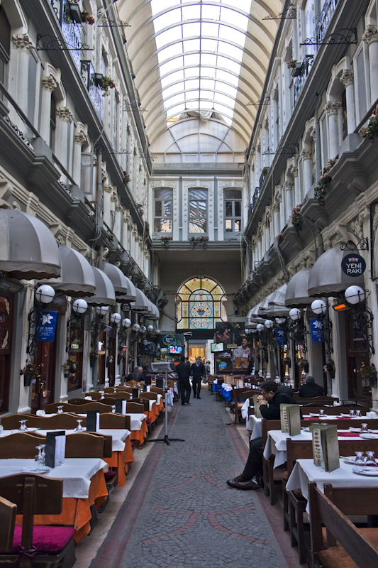 One of the passages that make this city so magical.